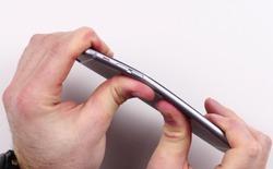 """Apple iPhone 6 Plus và câu chuyện """"bỗng dưng"""" bị cong"""