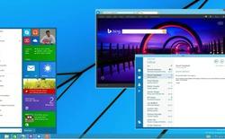 Hãy nói lời tạm biệt đến Windows 8