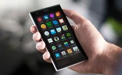 Nexus 4 chạy mượt hệ điều hành Sailfish