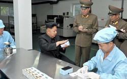 Điện thoại iPhone của người Triều Tiên