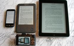 Nên chọn màn hình e-ink hay LCD khi đọc sách điện tử?