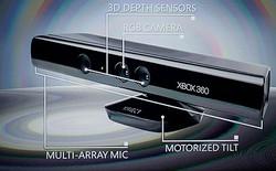Microsoft muốn giao diện đồ họa có thể tương tác dễ dàng hơn với Kinect