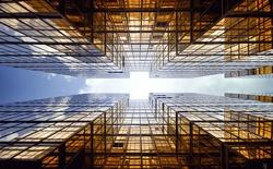 Những tòa nhà cao vô tận ở Hong Kong