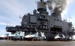 Nga muốn chế tạo máy phóng máy bay bằng điện từ trên tàu sân bay