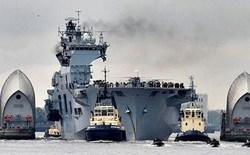 Scotland ly khai, sức mạnh hải quân Anh suy yếu