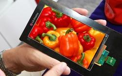 LG công bố chứng chỉ NEMKO cho màn hình 5,5 inch QuadHD