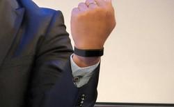 Acer hé lộ vòng đeo tay theo dõi sức khỏe Liquid Leap