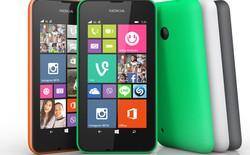 """Lumia 530 chính thức trình làng, giá tốt nhưng """"cải lùi"""""""