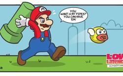 """Nintendo lên tiếng về chiếc """"ống khói"""" Mario được sử dụng trong Flappy Bird"""