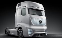 Concept xe tải với công nghệ tự lái tương lai của Mercedes-Benz