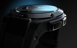 HP hé lộ mẫu smartwatch của mình với thiết kế vô cùng hấp dẫn