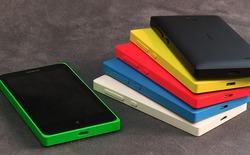 Bộ đôi Nokia X, Nokia XL đạt điểm benchmark không ấn tượng