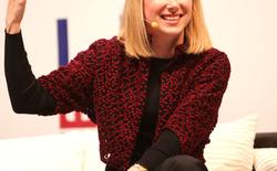 """Ngắm phong cách sành điệu của """"nữ tướng"""" Yahoo!"""