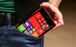 Microsoft cho đổi điện thoại cũ lấy Lumia 1020 và Lumia 1520
