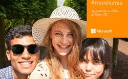 Tường thuật trực tiếp sự kiện Microsoft-Nokia, 15 giờ chiều nay: Sẽ có Lumia mới
