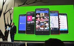 MWC 2014 - Nokia ra mắt hàng loạt điện thoại giá rẻ, nhiều màu sắc