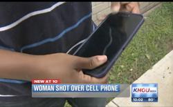 Thà bị bắn chứ không đưa điện thoại cho cướp