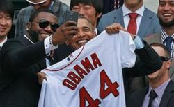 Obama không hài lòng về hình chụp tự sướng bằng Samsung Galaxy Note 3