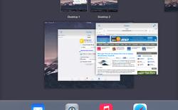 iPad sẽ chạy được đa nhiệm nhiều cửa sổ như trên máy tính Mac
