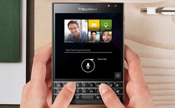 BlackBerry đang phát triển thêm smartphone đặc biệt