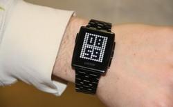 [CES 2014] Đồng hồ thông minh Pebble phiên bản dây thép thời trang