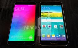 Thêm thông tin rò rỉ về Samsung Galaxy F phiên bản màu vàng vỏ kim loại