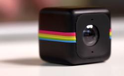 Polaroid Cube sẽ là đối thủ cạnh tranh tiềm tàng của GoPro