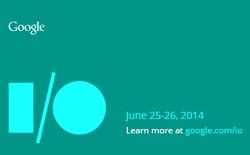 """Loạt """"hàng nóng"""" có thể ra mắt tại Google I/O 2014"""