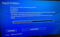 PS4 dính lỗi hỏng file lưu game khó chịu