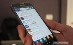 Xem Galaxy S4 trình diễn Android 5.0 Lollipop