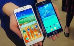 Sẽ có Galaxy S5 chạy Tizen OS: nước cờ mạo hiểm của Samsung