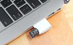 Mở rộng bộ nhớ Macbook thông qua... thẻ nhớ microSD