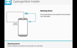Dễ dàng cài ROM tùy chỉnh cho Android trên máy Mac với CyanogenMod