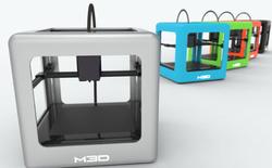 Máy in 3D giá rẻ Micro nhận 1 triệu USD tiền ủng hộ chỉ sau 1 ngày