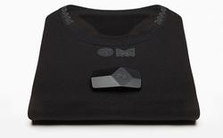 OMsignal giới thiệu thiệu thiết bị theo dõi sức khỏe tích hợp trên...áo sơ mi