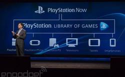 """PlayStation Now: """"Thiên đường"""" mới Sony dành cho game thủ"""