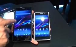 Xperia Z1 và Xperia Z Ultra giảm giá thêm 1 triệu đồng