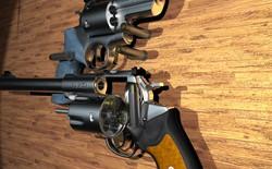 Xem cấu tạo và hoạt động của súng ngắn ổ xoay