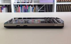 Cận cảnh chiếc Blackberry Porsche Design P'9983: mạnh mẽ và lôi cuốn
