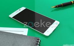Lộ diện ảnh mô hình Oppo N3 cùng cấu hình chi tiết?