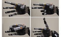 Cánh tay robot có thể điều khiển bằng suy nghĩ