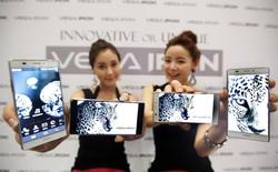 Lộ diện ảnh thực tế smartphone Pantech Vega Iron 2 siêu mỏng