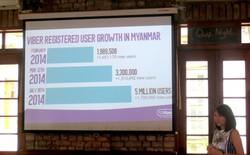 Viber dẫn đầu với 5 triệu người dùng tại Myanmar