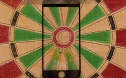 Chán dùng súng, tra tấn màn sapphire iPhone 6 với cung tên