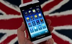 Blackberry Z10 bất ngờ giảm giá mạnh đầu tháng 4