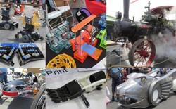 Thăm quan hội chợ Maker Faire với những phát minh độc đáo