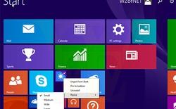Tiếp lục lộ diện những tính năng mới trên bản update cho Windows 8.1