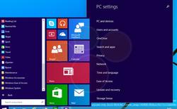 Rò rỉ loạt ảnh chụp màn hình của Windows 9