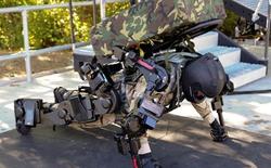 Dự án XOS 2 và tương lai bộ giáp Iron Man trở thành hiện thực