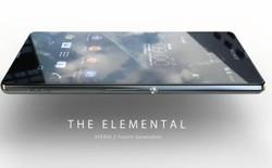 Lộ diện thiết kế bóng bẩy của Xperia Z4: kế thừa hay là sự ăn theo?